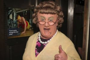 Mrs Browns Boys lookalike