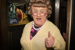 Mrs Browns lookalike