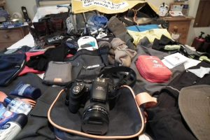 Base Camp Equipment