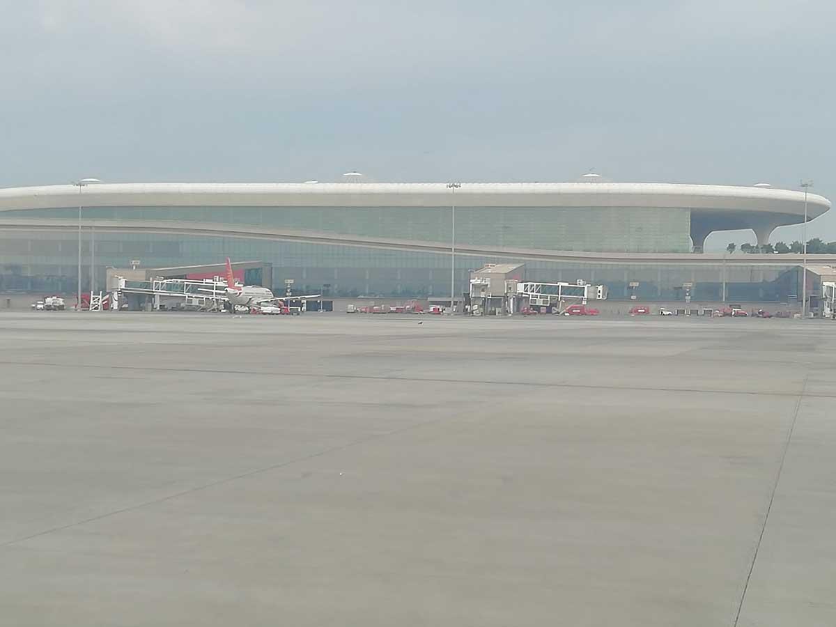 Mumbia airport